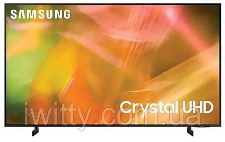"""Телевизор Samsung 85"""" AU8002 I Ultra HD 4K I Smart TV + ПОДАРОК ( КРЕПЛЕНИЕ НА СТЕНУ ), фото 2"""