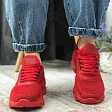 Кросівки BaaS 1663-8 Ж 579230 Червоні, фото 3