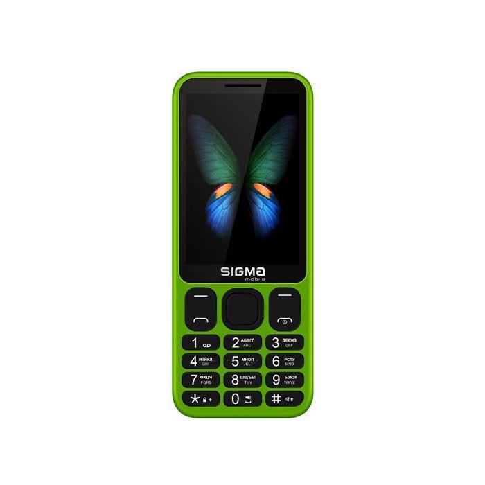 Sigma X-style 351 Lider (green)