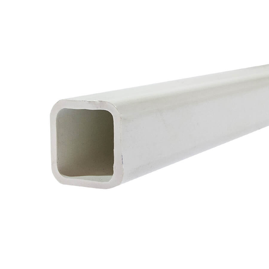 Труба ПВХ квадратная для ниппельного поения 22×22мм (ТР-14)