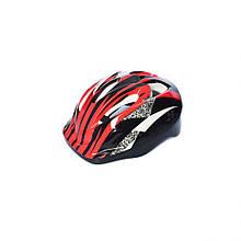 Шлем детский MS 2644 25-19 см  (Красный)