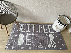 """Ковер в детскую """"Маленький медведь"""" 100*160 365"""