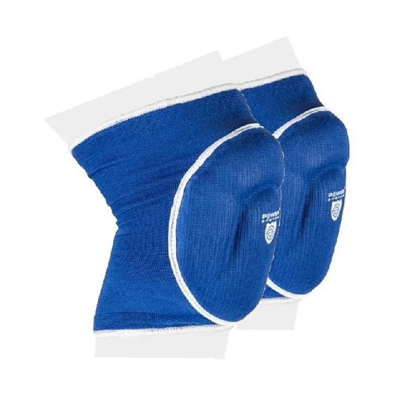 Наколінники спортивні Power System Elastic Knee Pad PS-6005 M Blue
