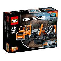 Lego Technic Дорожная техника 42060, фото 1