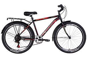 "Велосипед 26"" Discovery PRESTIGE MAN 2021 (антрацитовый)"