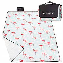 Коврик для пикника и кемпинга складной Springos 170 x 130 см PM024
