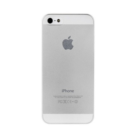 Накладка супертонкая для IPhone 5/5S Белая
