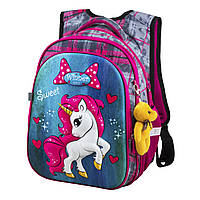 Рюкзак школьный для девочек Winner One R1-003