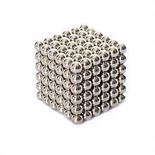 Нео Куб магнитный MAG 001 (Серебряный)