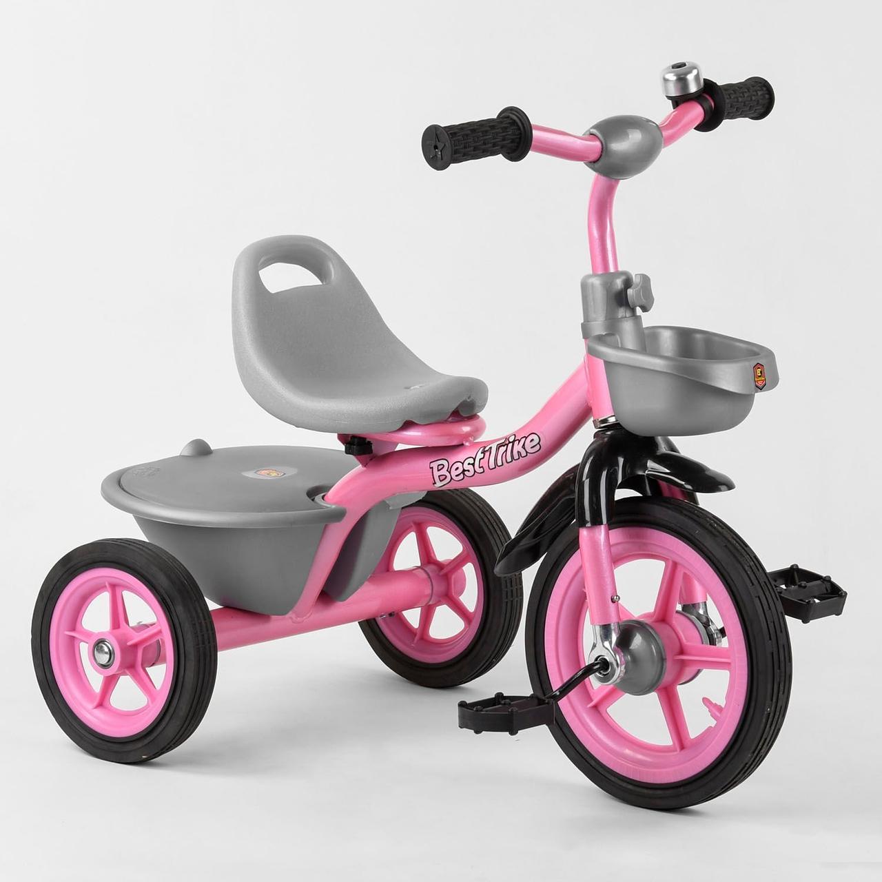 """*Дитячий велосипед """"Гномик"""" триколісний BestTrike арт. 1142"""