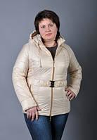 TM Ozze Куртка женская К 130 молочная OZZE