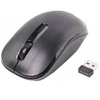 Беспроводная компьютерная мышь Maxxter Mr-333 Черный