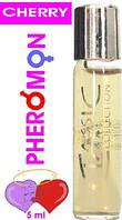 Духи-масло с феромонами женские Mini-Max Cherry - 5 мл
