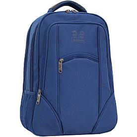 Рюкзак для ноутбука Bagland Рюкзак під ноутбук 537 21 л. Синій (0053766)