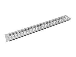 Заглушка вентиляційна GIFF L484 H60 алюміній