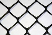 Заборная решетка 3-55-12/25м, сетка пластиковая для забора