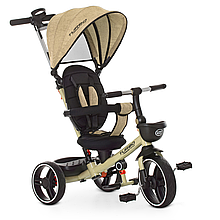 Дитячий триколісний велосипед Turbo Trike М 5447PU-7