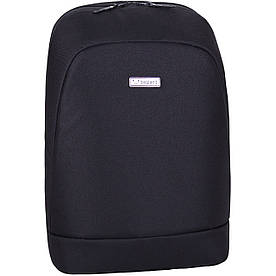 Рюкзак для ноутбука Bagland Advantage 23 л. Чорний (0013566)