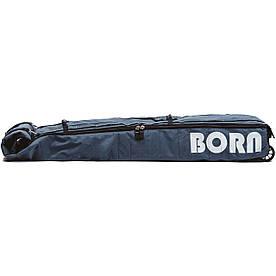 Чохол для лиж та сноуборду на колесах Born Сірий 190 см (0099190)