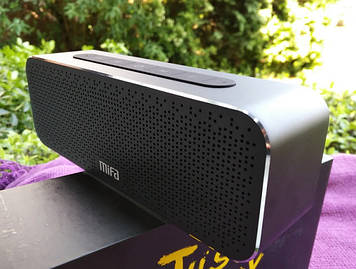Портативная колонка Mifa A20 black 30 Вт Bluetooth 4.2 (17 zp)