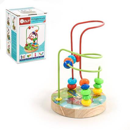"""Дерев'яна іграшка """"Лабіринт"""""""
