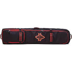 Чохол для сноуборда Born на колесах 156/166 см Чорний/червоний (0099990)