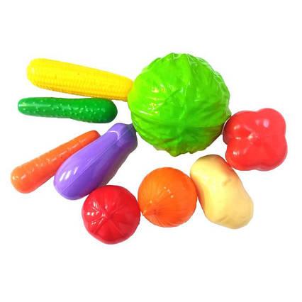 Набір овочів, 9 елементів