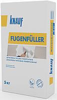 Шпаклевка fugenfuller Knauf 5кг (пал.200шт)