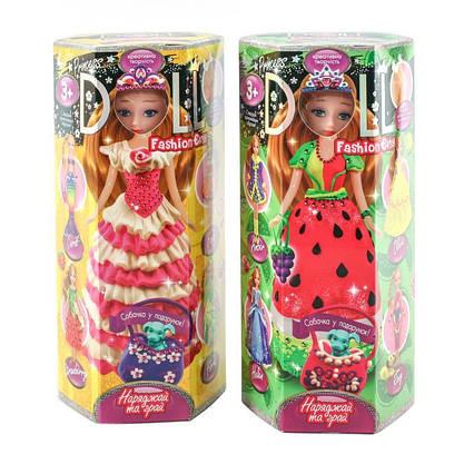 """Набір для творчості """"Princess doll"""""""