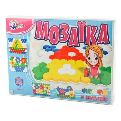 Мозаїка для малюків, 120 деталей