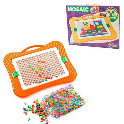 Мозаїка для малюків , 528 деталей