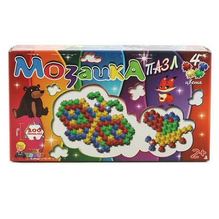 Мозаїка-пазл, 100 деталей