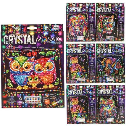 """Набір для творчості """"Crystal mosaic"""""""