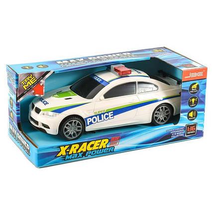 Машинка інерційна, поліція