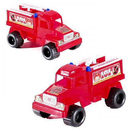 "Пожежна машинка ""Уран"""