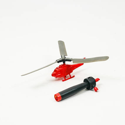 Вертоліт на запуску