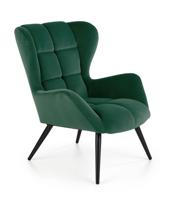 Кресло TYRION зеленый (Halmar)