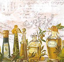 Серветка декупажна Оливкова олія 5423