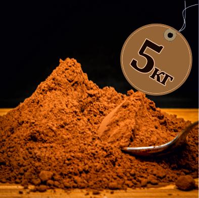 Какао порошок натуральний, ж.20% (від 5кг), Нідерланди DeZaan