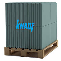 Гіпсоплита пазогребневая вологостійка 667*500*80 мм (в палеті 10 кв. м =30 шт.)