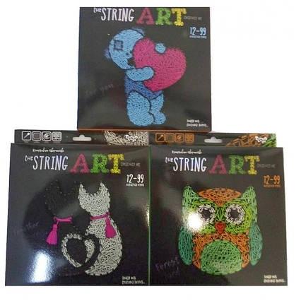 """Креативне творчість """"The STRING ART"""""""