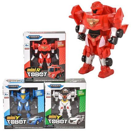 """Робот-трансформер """"Tobot"""""""