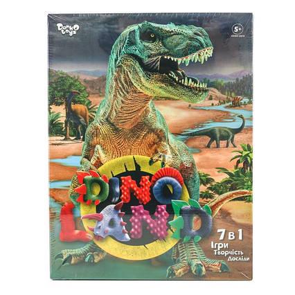 Набір для творчості Dino Land