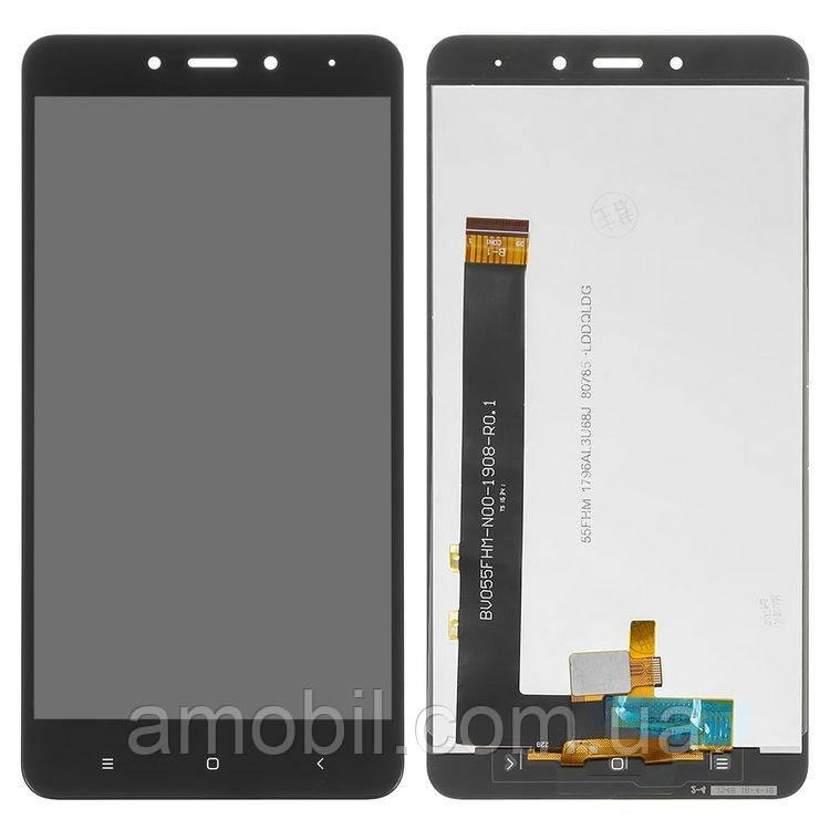 Дисплей + Сенсор Xiaomi Redmi Note 4 black orig