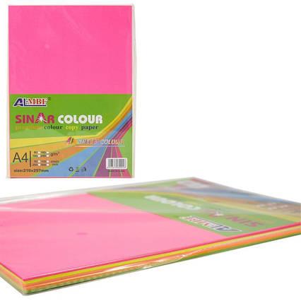 Кольоровий папір - Neon