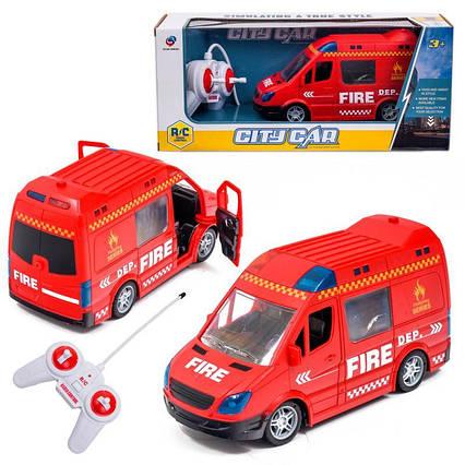 Мікроавтобус для пожежників