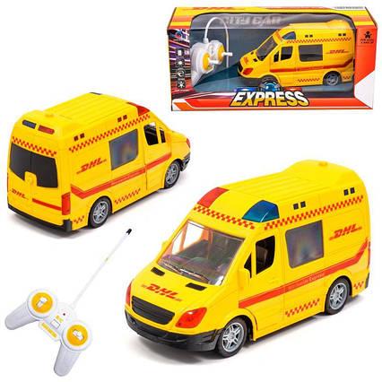 Мікроавтобус поштової служби