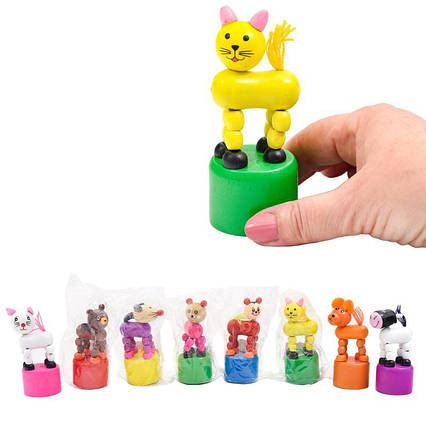 Дерев'яна іграшка-ломалка