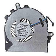 Вентилятор для ноутбука HP Omen 15-CE GPU пара 5V 0.5A 4-pin FCN