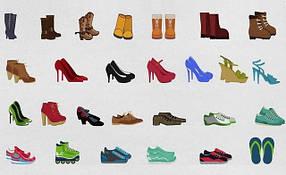 Каталог взуття